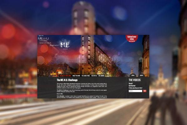 Me London Website 02